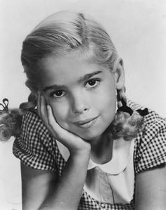 Evelyn Rudie was a child actress, who appeared in 20 movies and TV shows between 1955 and 1963, but she is probably best remembered for her role in the 1958 movieThe Gift of Love. She has a star on the Hollywood Walk of Fame at 6800 Hollywood Blvd.