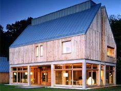 modern barn/ house...