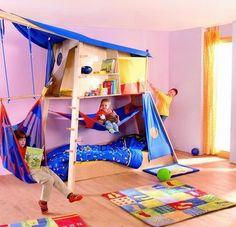 habitaciones para ser niños