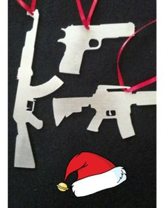 Dahmer Arms Billet Christmas Ornaments holiday, christmas ornaments, christma ornament, christmas trees, christmas tree ornaments