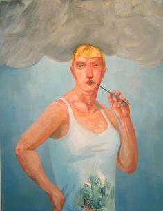 """Inspiration"", Nicole Eisenman"