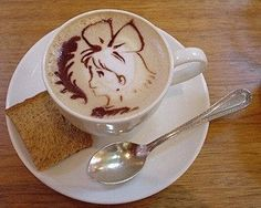 anime froth! i want one! ;P