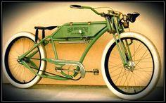 Ruff Cycles Porucho Green Bikes Factory