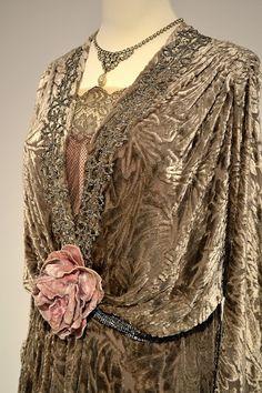 Jennelise: Movie Costumes, Gosford Park
