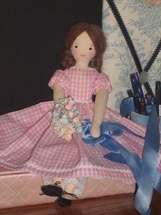 Edith Flack Ackley Dolls