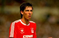 Gary Ablett - both sets of Merseyside fans will remember him fondly tomorrow