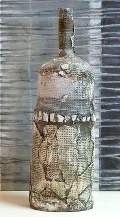relic bottle~Brenda Holzke