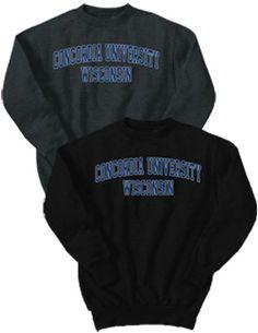 Concordia University Wisconsin Crewneck Sweatshirt $14.95
