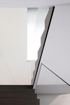 #architecture # design # interiors #stairs #minimalism - M2 House / monovolume architecture + design