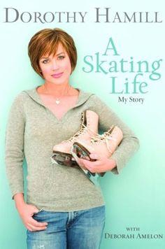 books, ice skate, dorothi hamil, figure skating, skate life, new haircuts, ice skating, figur skate, olymp read