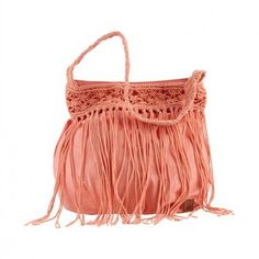 Roxy Frills And Thrills Bag CANTALOUPE