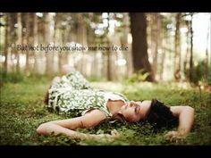 ▶ Show Me - Audrey Assad (lyrics onscreen) - YouTube