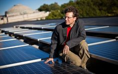 In profile: Seeing the light - MIT News Office