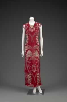 """Jean-Paul Gaultier (French, b. 1952), """"Dress,"""" 1996; Indianapolis Museum of Art, Deaccessioned Textile Fund, 2008.269A-B"""