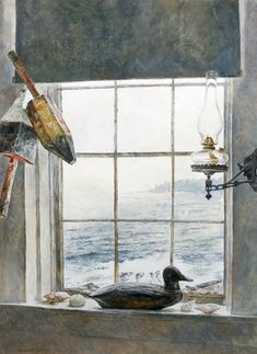Window to the Sea by David Armstrong.