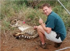 Chris Kelly - wildlife specialist and founding member of Wildlife ACT