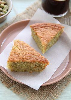 Almond and Pistachio Cake | 53 Amazing PistachioDesserts