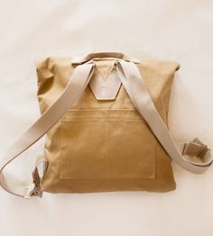Half Day Canvas Backpack | Women's Bags & Accessories | Talant | Scoutmob Shoppe | Product Detail