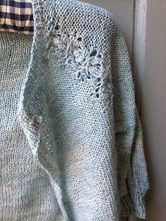 Ravelry: Project Gallery for Lobelia pattern by Meghan Fernandes sweater, lobelia pattern, project galleri