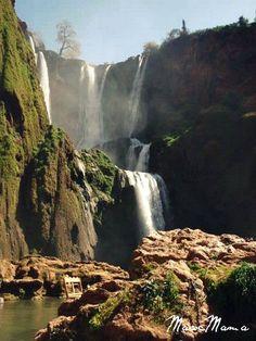 Ouzoud Falls (Cascades D'Ouzoud), Morocco