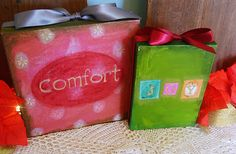 painted presents:-)
