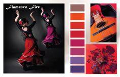 SS14 Trend Flamenco Fire