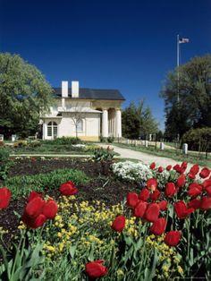 Arlington House, Robert E Lee Memorial, Virginia