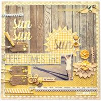 A Project by amyheller from our Scrapbooking Gallery originally submitted 03/26/12 at 12:00 AM
