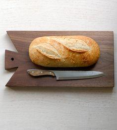 Walnut Bread Cutting Board