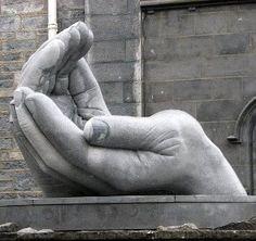 """Irland, """"Healing hands"""""""