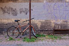 New York's Bicycle Corpses, Curated as Art - Cities - GOOD