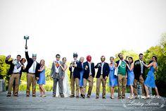 Superhero Wedding Idea