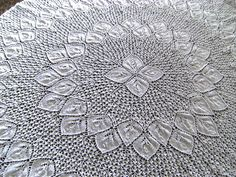 Ravelry: Project Gallery for Lilac Time Design pattern by Marianne Kinzel. Knitted Circle shawl; I have this pattern