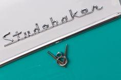 Studebaker Car Emblem Chromeography - photos of emblems, badges, logos on cars & other objects