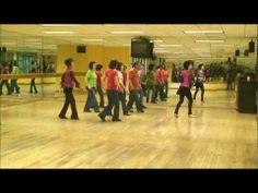 ▶ Sexy And I Know It - Line Dance (Demo & Walk-Thru) - YouTube
