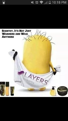 Love scentsy's layers!  Especially the washer whiff! Yummy. cboss.scentsy.com.au