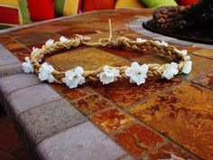 Flower Crown Boho Hippie Headband (Comes in assorted color flowers) @Cassidy Woodworth