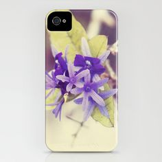 Cloaked in Purple iPhone Case by Laura George - $35.00