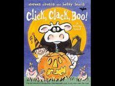 Click, Clack, Boo! Read aloud