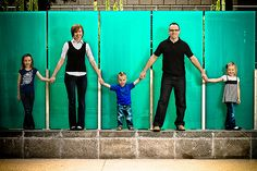 Let's talk a bit about Family Picture Ideas:  Tips on Posing and SLR Metering!