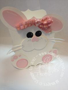 Stampin Up Easter Bunny Box