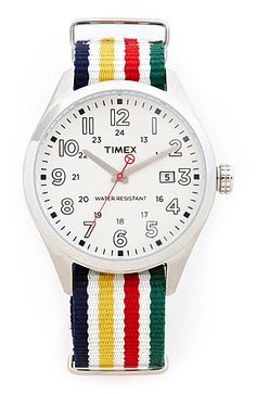 HUDSON'S BAY COMPANY COLLECTION One Stop Gift Shop : Timex Originals Watch Collaboration