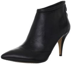Vince Camuto Women's VC-Onda Ankle Boot.  $129.00            Vince Camuto is a true footwear innovator, both of design and of industry. The designer and creator of the Camuto group, Vince Camuto produces many brands and styles, and Vince Camuto women's shoes are among the most beautiful and finely crafted footwear available.