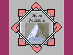 Slope Foldable FREEBIE!