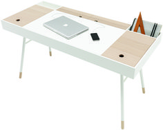 This gorgeous desk features storage, cord management and mountable felt speakers (http://theprov.in/1bzC9iD). Re-pin this image for a chance to win a $1,000 gift card to #BoConcept's Vancouver store. Click the image for entry form and rules or visit: http://theprov.in/BoContest