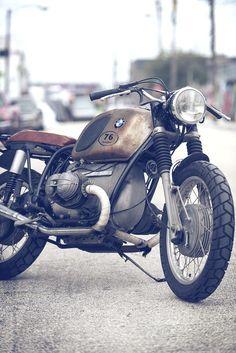 1971 BMW r60/5