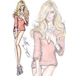 'Blonde Ambition' by Hayden Williams