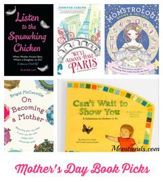 Mother's Day Book Ideas