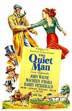 The quiet man - John Ford