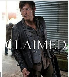 Not sorry! LoL Daryl Dixon...I knew this meme was coming lol!